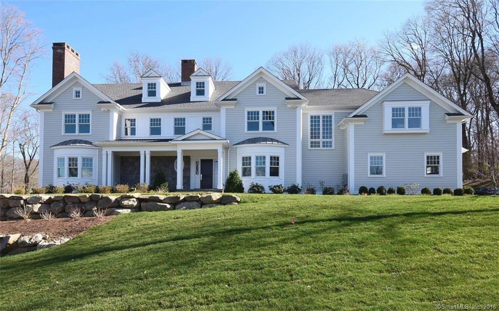 Tek Ailelik Ev için Satış at 69 WELLES LANE New Canaan, Connecticut,06840 Amerika Birleşik Devletleri