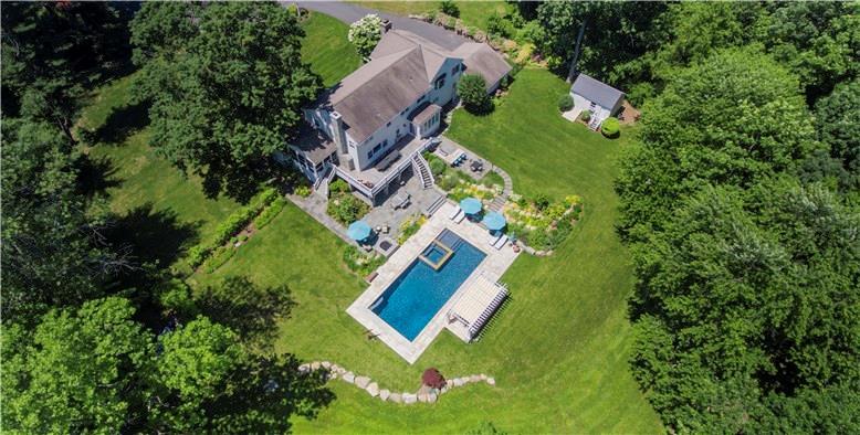 獨棟家庭住宅 為 出售 在 39 SHADOW LANE New Canaan, 康涅狄格州,06840 美國