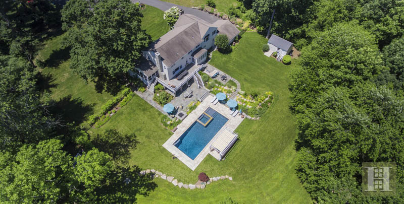 Maison unifamiliale pour l Vente à 39 SHADOW LANE New Canaan, Connecticut,06840 États-Unis