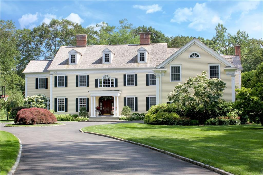Single Family Home for Sale at 440 MICHIGAN ROAD New Canaan, Connecticut,06840 United States