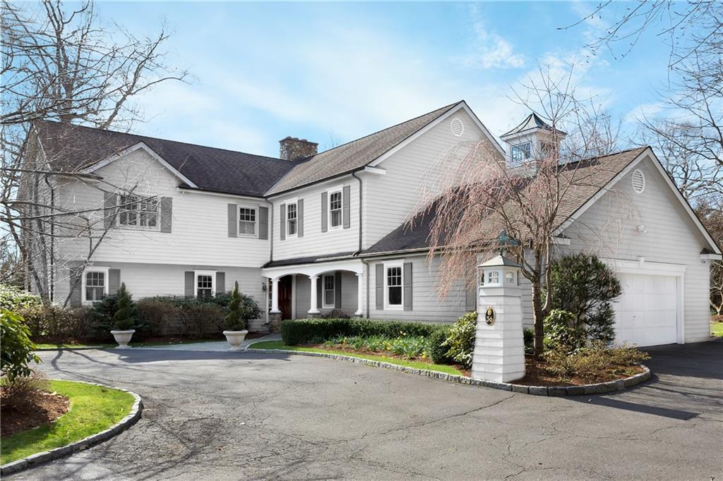 Maison unifamiliale pour l Vente à 36 ARROWHEAD WAY EXTENSION Darien, Connecticut,06820 États-Unis
