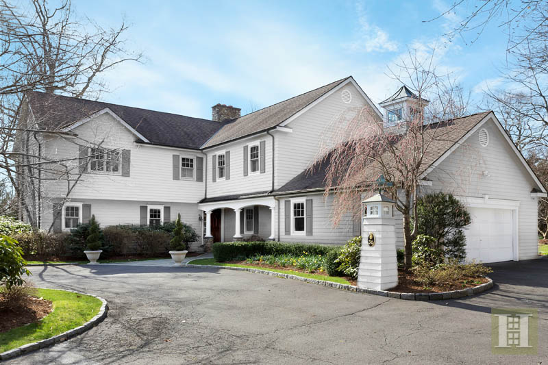 Maison unifamiliale pour l Vente à 36 ARROWHEAD WAY EXTENSION Darien, Connecticut,06820 États-Unis