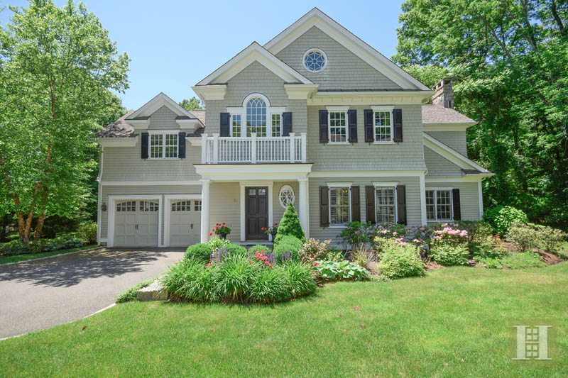 Vivienda unifamiliar por un Venta en 35 OLD STAMFORD ROAD New Canaan, Connecticut,06840 Estados Unidos