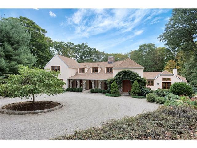 Tek Ailelik Ev için Satış at 60 INDIAN HILL ROAD Wilton, Connecticut,06897 Amerika Birleşik Devletleri