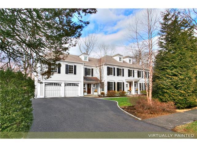 Eensgezinswoning voor Verkoop een t 113 GOWER ROAD New Canaan, Connecticut,06840 Verenigde Staten