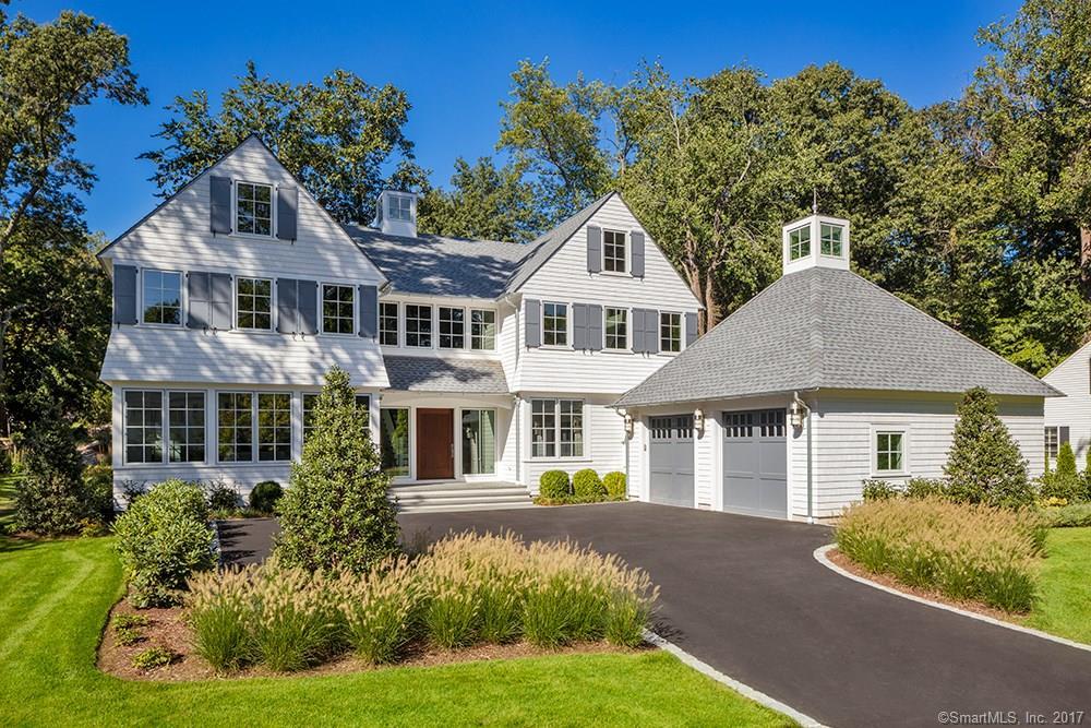 獨棟家庭住宅 為 出售 在 315 NOROTON AVENUE Darien, 康涅狄格州,06820 美國