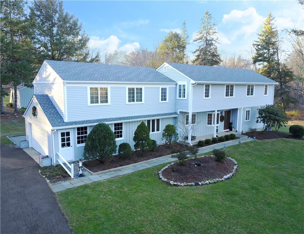 Eensgezinswoning voor Verkoop een t 40 SHADOW LANE New Canaan, Connecticut,06840 Verenigde Staten