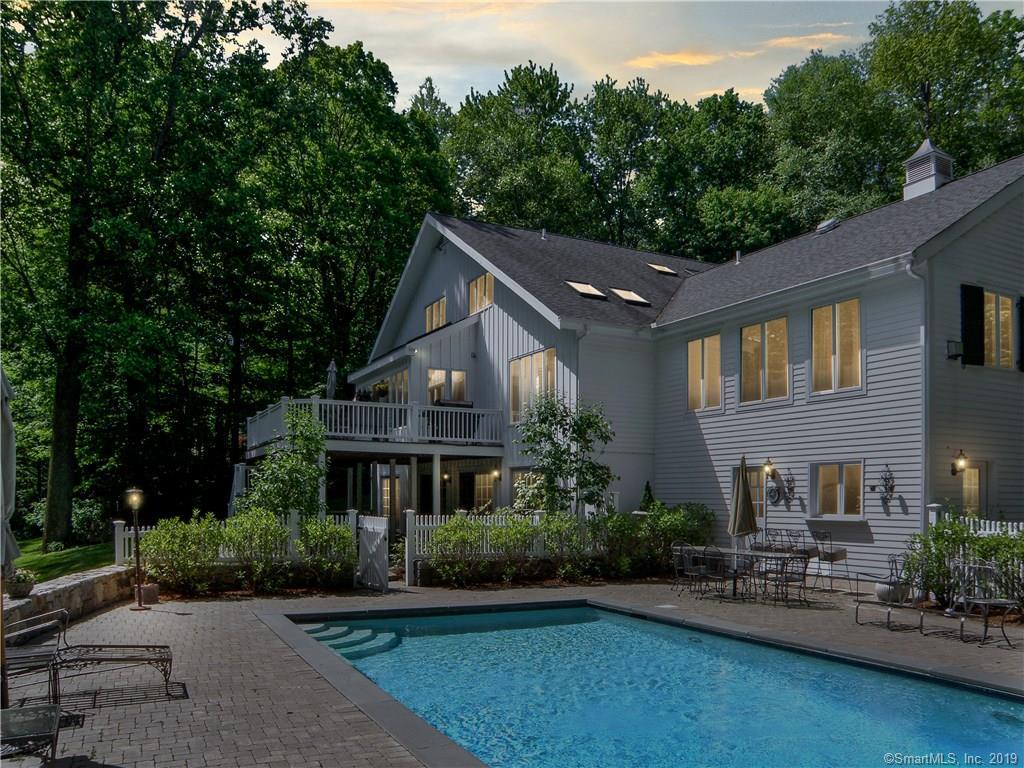 Nhà ở một gia đình vì Bán tại 73 TURNER HILL ROAD New Canaan, Connecticut,06840 Hoa Kỳ