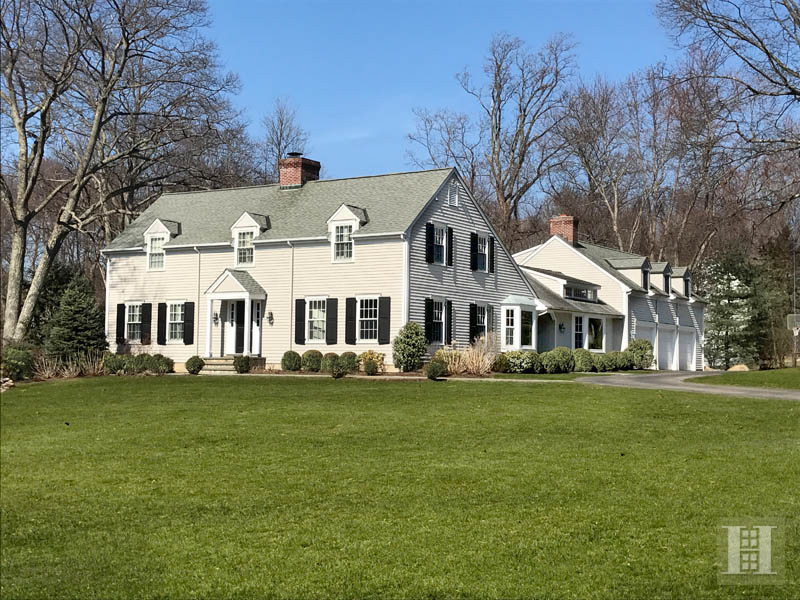 Single Family Home for Sale at 452 HOYT FARM ROAD New Canaan, Connecticut,06840 United States