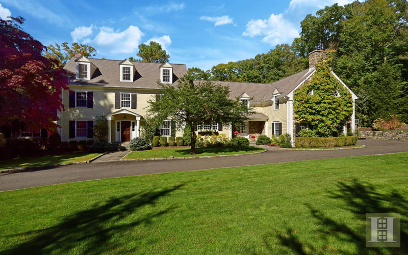 Vivienda unifamiliar por un Venta en 188 BENEDICT HILL ROAD New Canaan, Connecticut,06840 Estados Unidos